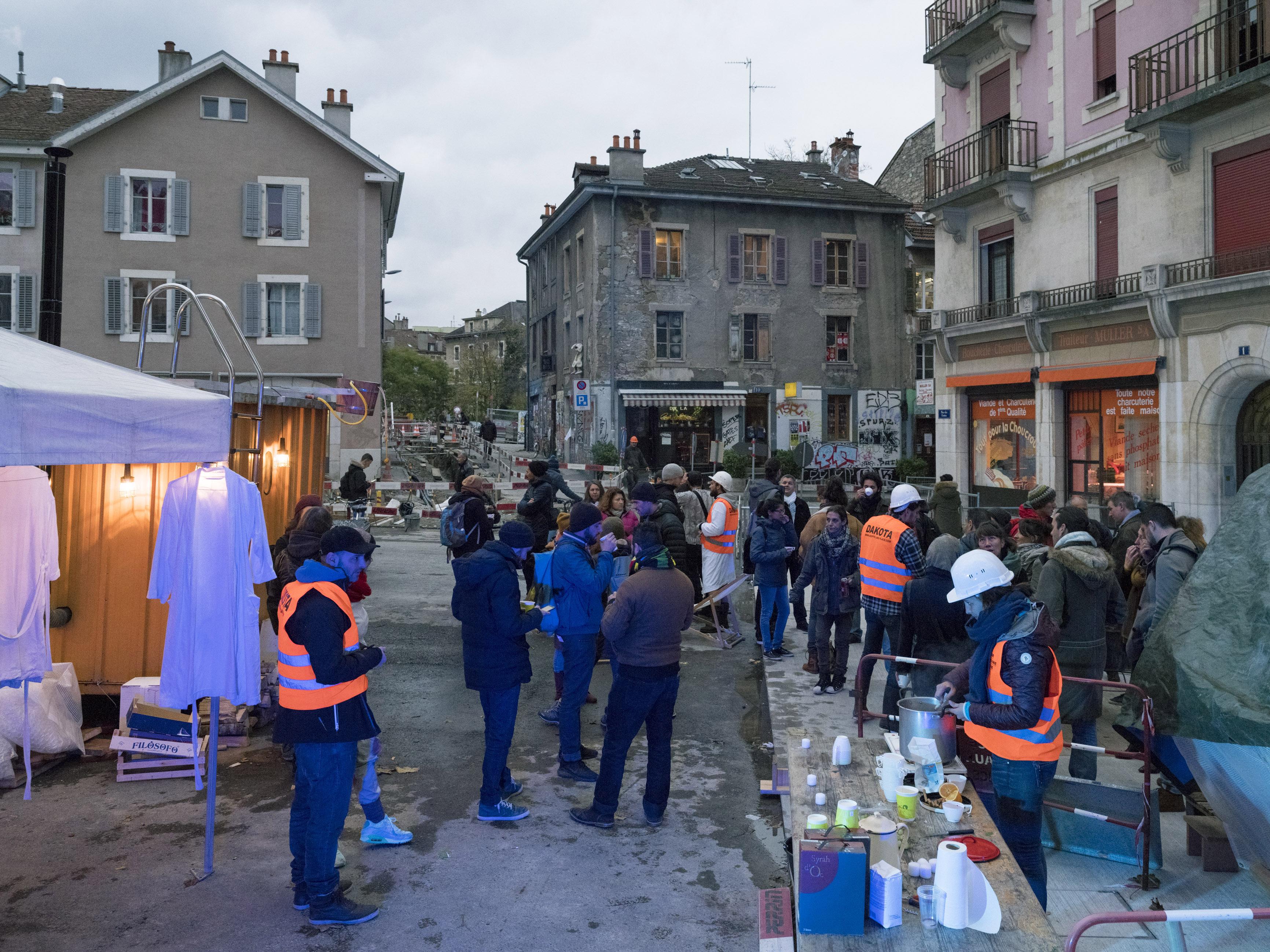 Nicole Zermatten Ville de Genève