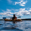 Canoe adventure Lough macnean