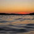Sunset on Lough Macnean