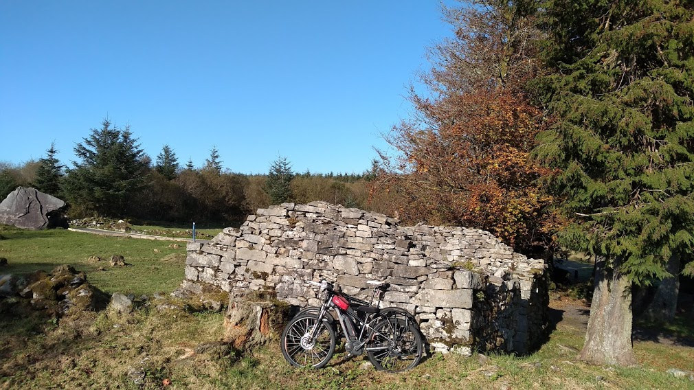 The Burren geopark