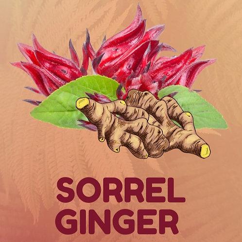 Pa-Nash Sorrel Ginger Juice