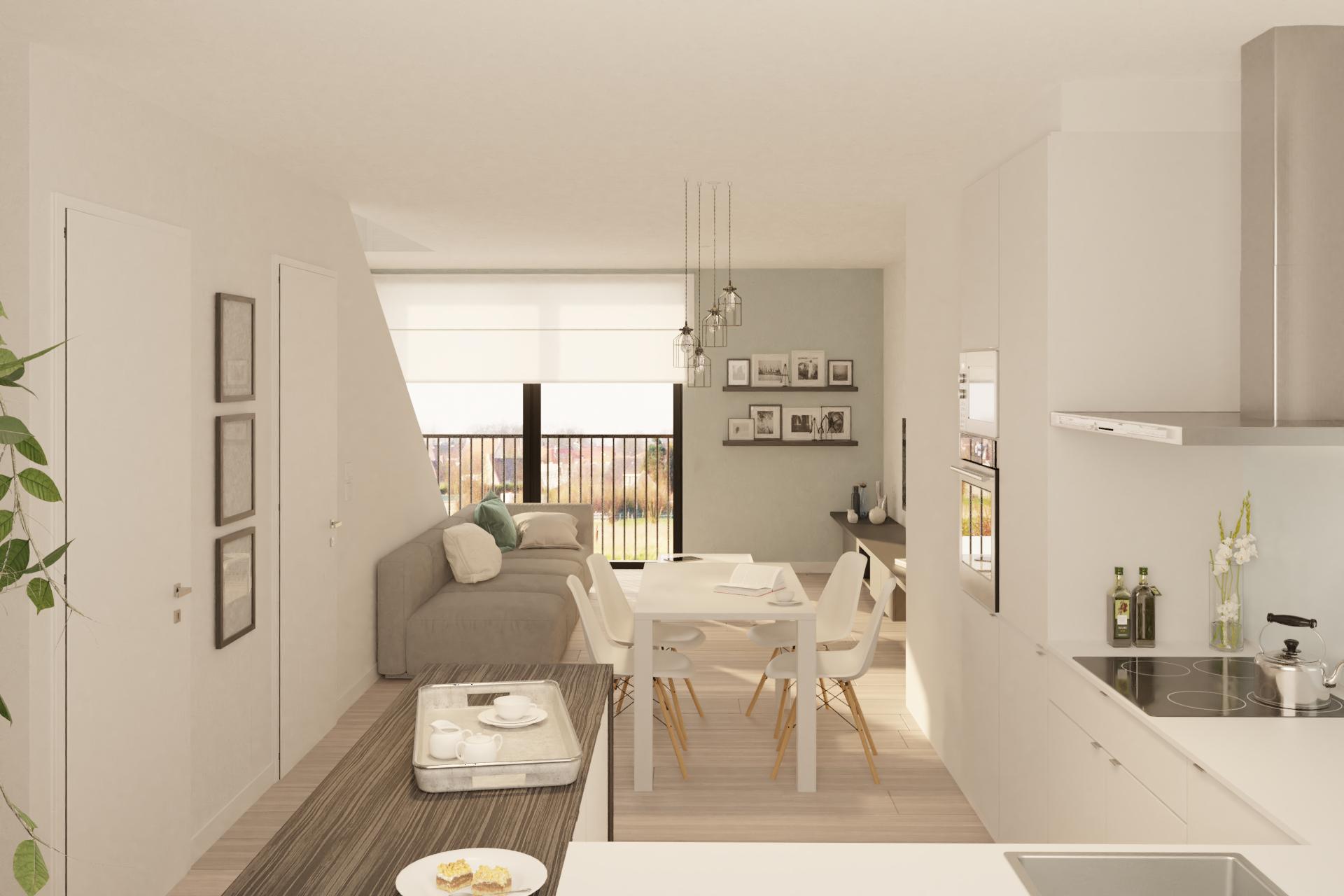 Residentie Mylo_Vorselaar_woonkamer