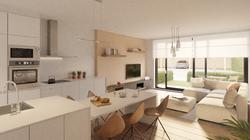 Residentie Mylo_Vorselaar_openkeuken
