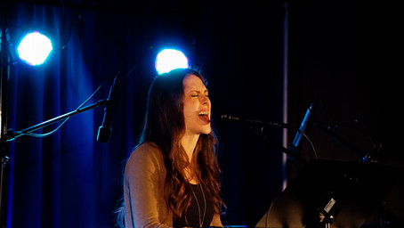 Rachel Challender - Worship Leader