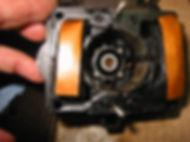 Garrard 301 motor
