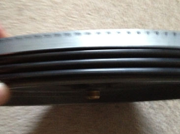Lenco Platter damping ring