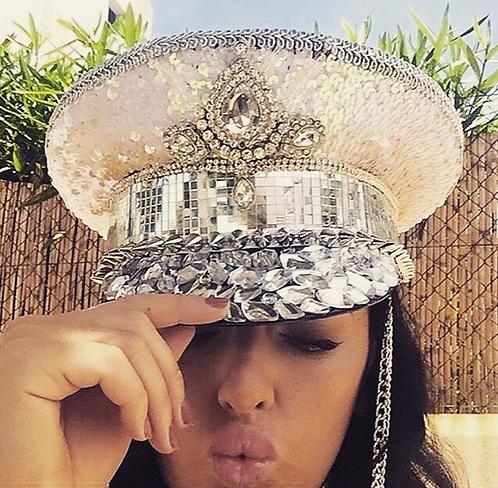 Major Sparks Bride hat