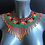 Thumbnail: Tropical Beaded Collar