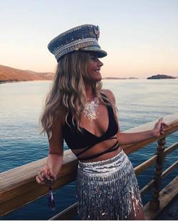 Silver sequin sequin shorts gypsyshrine glitter