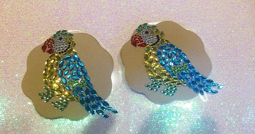 Parrot Pasties