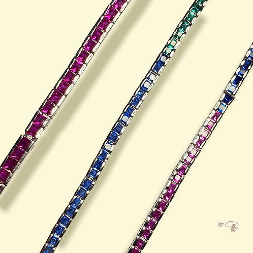 Armkette Farbcyrkonien