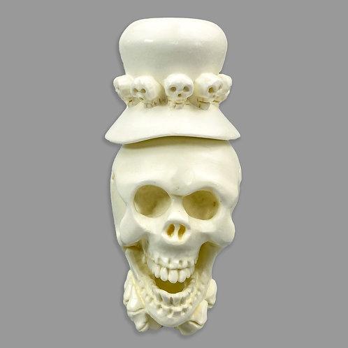 Skeleton Madness Meerschaum