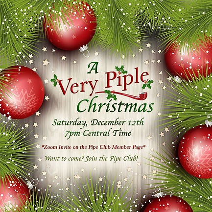 Christmas Pipe Merchandise