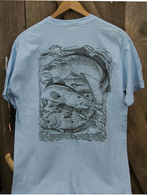 Inshore Slam Comfort Colors T-shirt
