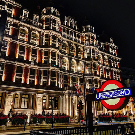 Intern Report : Floor Manager au Mandarin Oriental de Londres