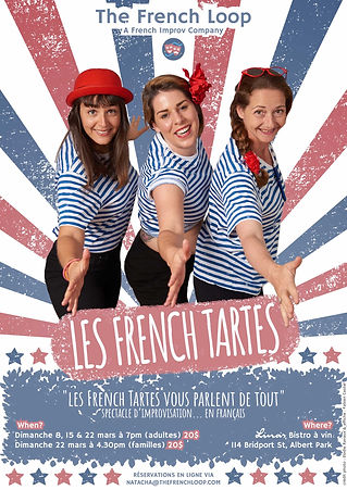 Les French Tartes