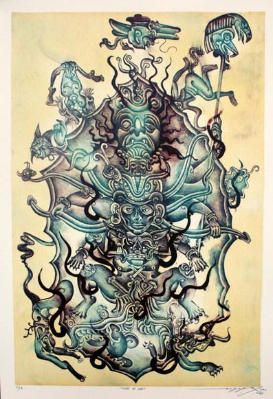 Dioses de Jade