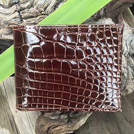 American Alligator Wallet
