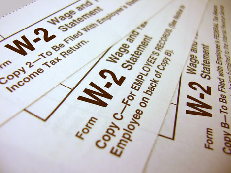 W-2 Reporting Required for FFCRA Leave Pay