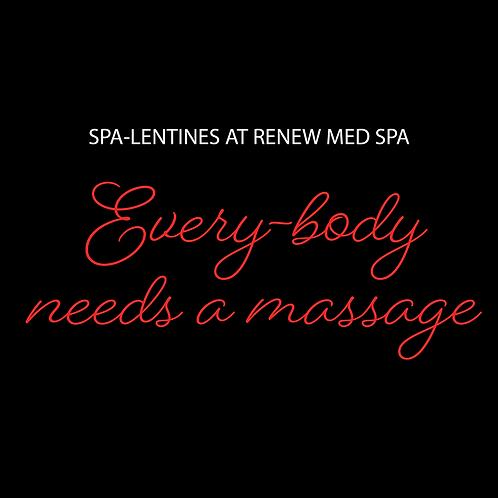 Every-Body Needs a Massage