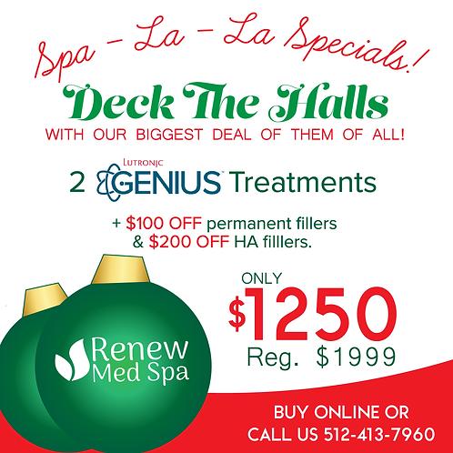 Deck The Halls - Genius Treatments + Fillers