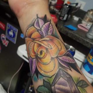 Flower Wrist