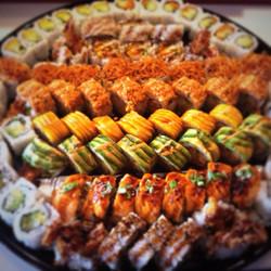Large Roll Platter