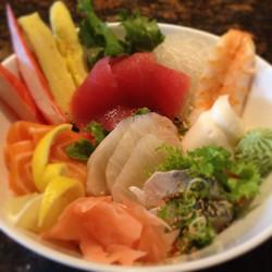 Sushi Bar Entree