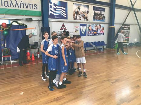 6ο Τουρνουά Basketball Κοινωνικής Αλληλεγγύης               Α.Ο. Αγ. Νικολάου Παλλήνης