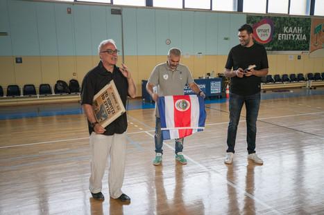 Ο Νίκος Παπαδογιάννης και ο Δημήτρης Μαυροειδής στο BEST 20/20 (20.07)