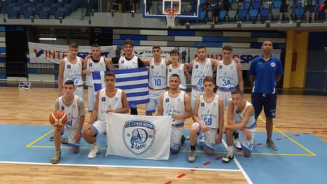 Kaposvar Basketball Tournament 2019: 4η θέση και μία μοναδική εμπειρία στην Ουγγαρία για την ομάδα U
