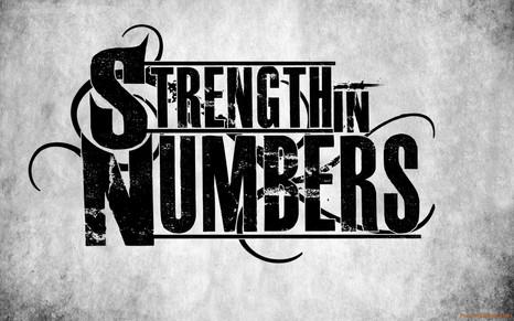 ΕΦΗΒΙΚΟ : Strength in numbers!