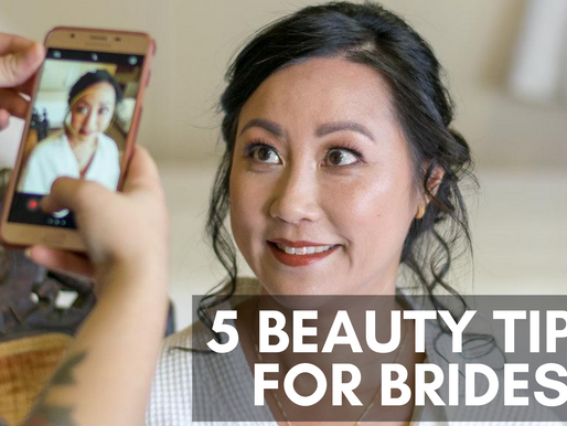 5 Beauty Tips for Brides