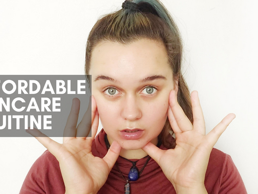 Affordable Daily Skincare Routine For Dry Skin