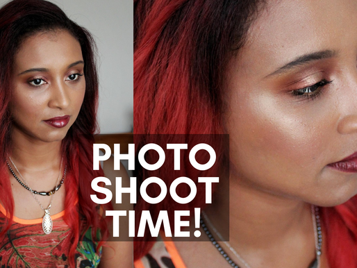 Photo Shoot Hair & Makeup