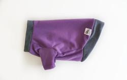 Charcolal/Purple