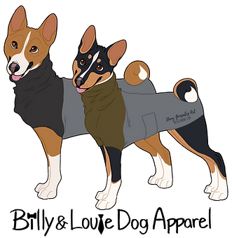 Billy and Louie Dog Apparel