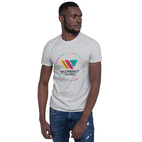 FRIEND LOGO - Short-Sleeve Unisex T-Shirt