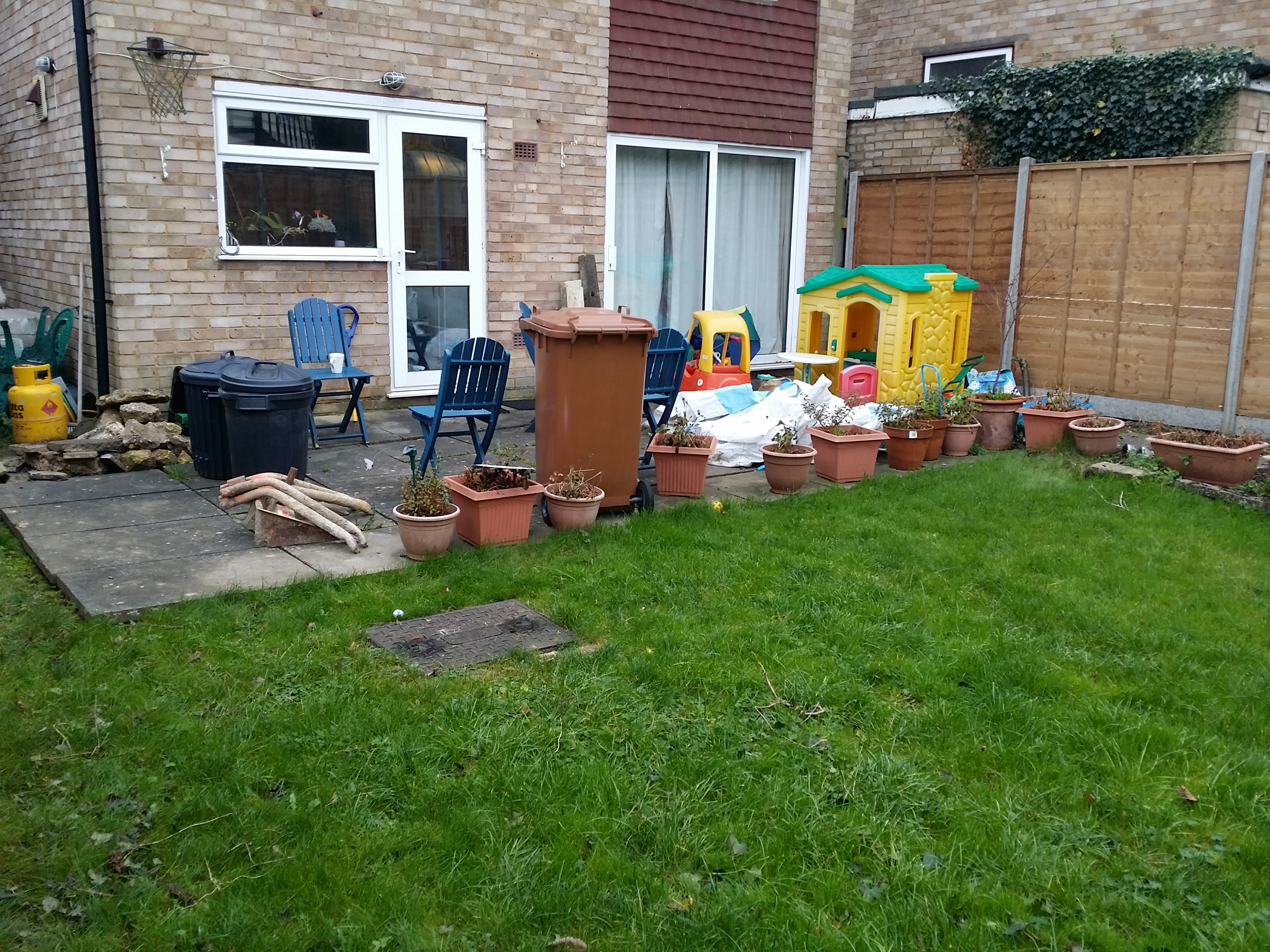 Hertford Lanscaping Project