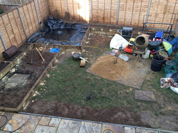 Hertford Landscaping Project