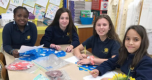 Saint Francis Xavier School Academics Middle School