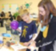 Saint Francis Xavier School Academics Genius Hour