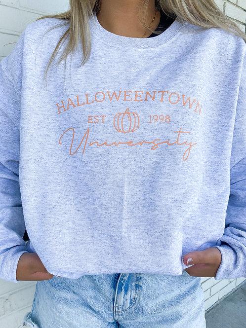 Halloween Town University Crew