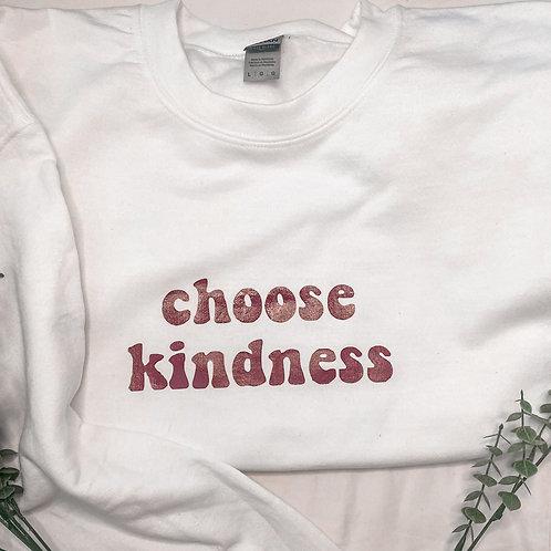 Choose Kindness Crewneck