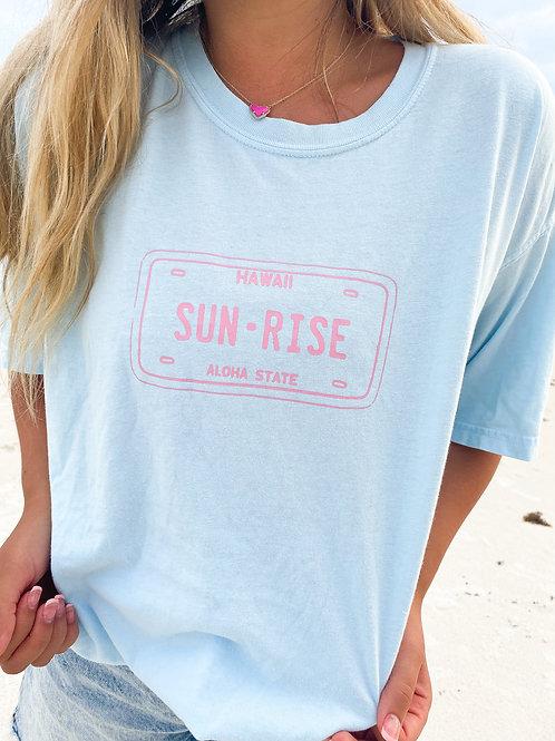 Sunrise Hawaii Tee
