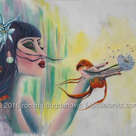 A Mermaid's Kiss