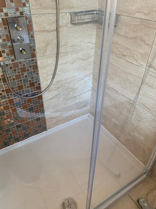 Shower Rennovation