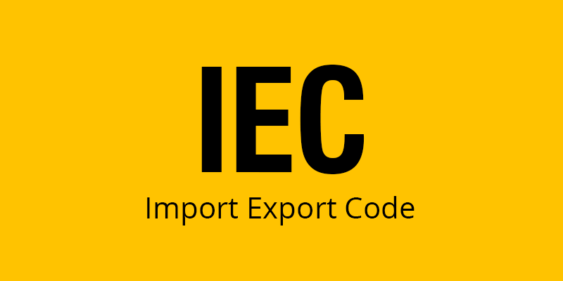 Import Export Code Registration Services, IEC Code Online Registration, We help to apply for Import Export Code in anywhere in India. IEC Registration Service provider