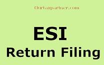 ESI Return Filing service provider in India. We help the business in Kochi, Ernakulam and Kerala to file ESI Return's