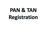 To know more about PAN and TAN Application and its registration process.